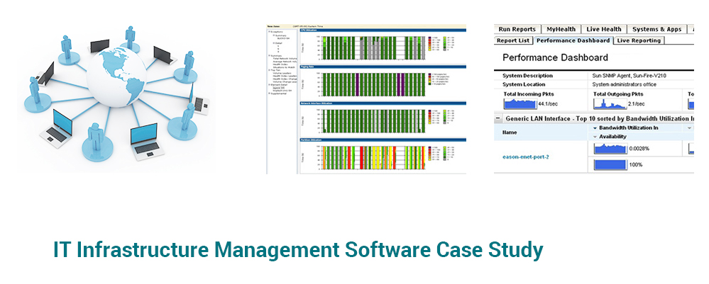 IT Infrastructure Management Software Case Study